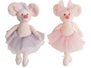 Bukowski Antonia Dancing mousy,  rosa (musballerina)