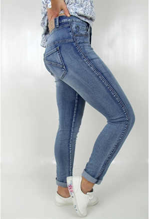 Deana Jeans, Blue Denim