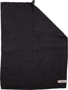 ERNST Kökshandduk, mörkgrå linne