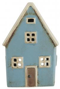Keramikhus för värmeljus, Nyhavn - Ib Laursen - I LAGER JULI -