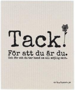 Disktrasa, TACK - Erika Tubbin