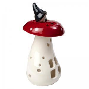 Ljuslykta, Vätte på svamp (14 cm) - Nääsgränsgården