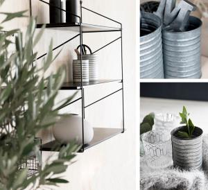 Korsbacken, metallburk liten (Storefactory)