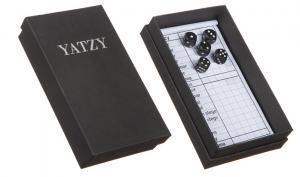 Yatzy i låda inkl. tärningar