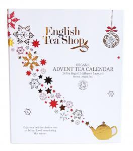 Adventskalender TE EKO - English Tea Shop     KOMMER I OKT/NOV