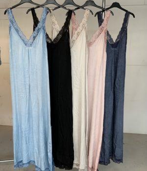Underklänning Spets Svart - Rough & Rose