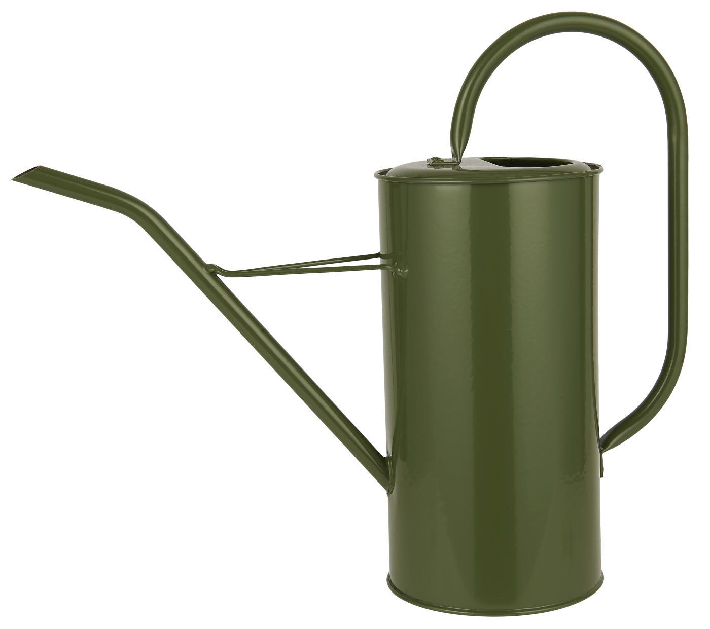 Vattenkanna i metall, grön (2,7 liter) - Ib Laursen