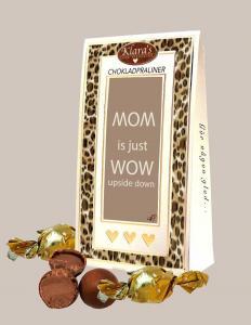 Mom - Chokladpraliner till mamma