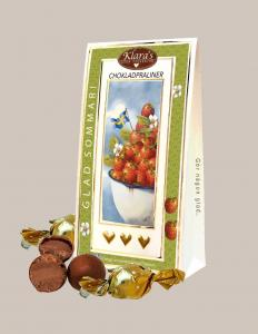 Glad sommar - Chokladpraliner