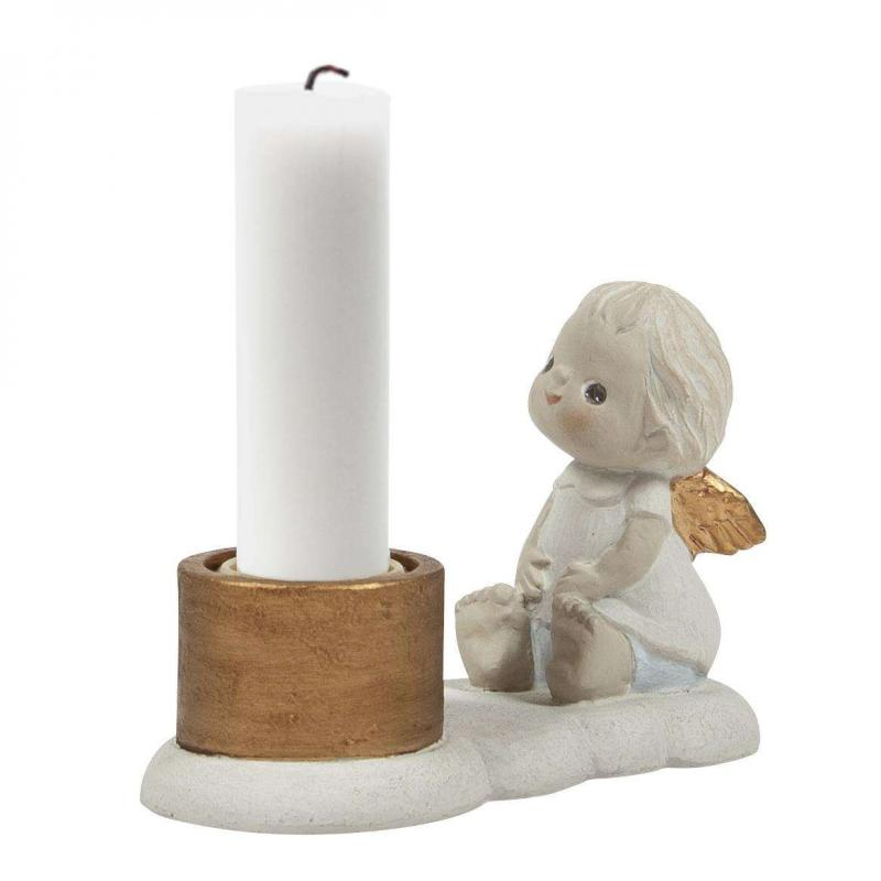 Ljusstake Ängel för kronljus H.7cm