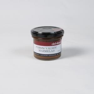 Marmelad päron/valnötter 130g - Olof Viktors