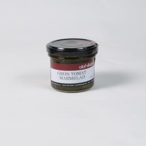 Marmelad grön tomat 145g - Olof Viktors