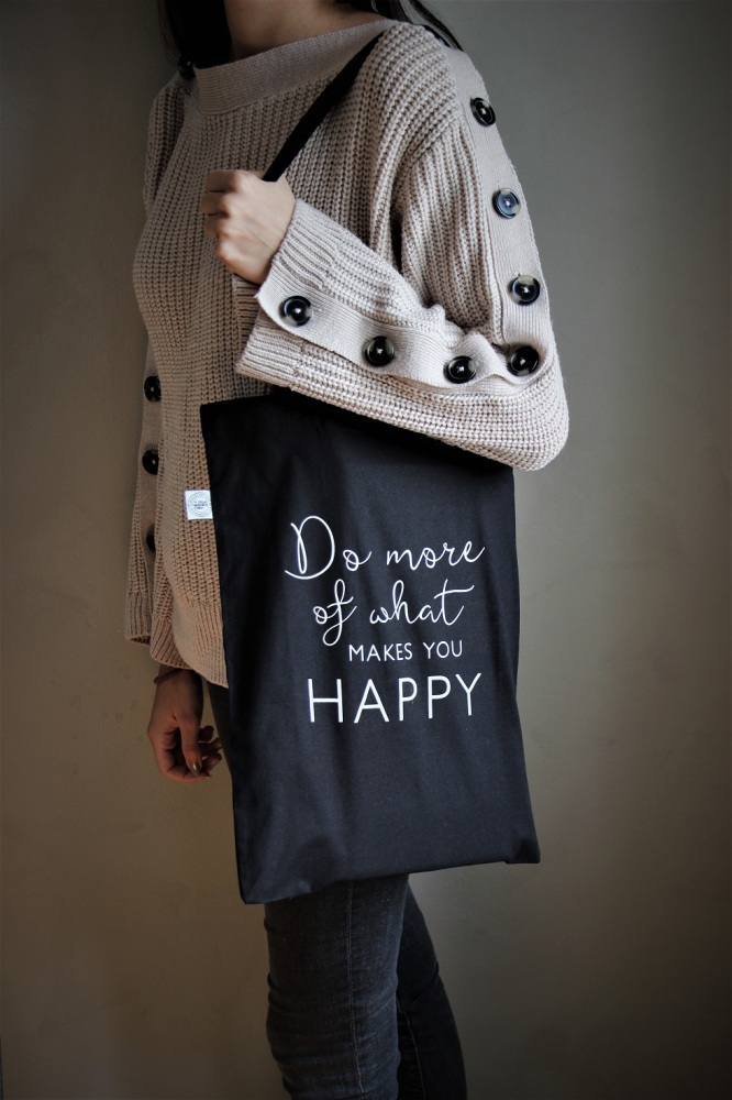 """Maja Tygkasse """"Do more of what makes you happy"""""""