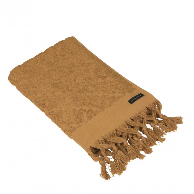 Handduk saffran, 70x140 cm