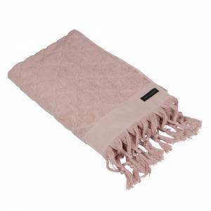 Handduk rosa, 50x70 cm