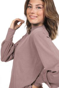 Adrienne Top Smokey Rose - Capri Collection