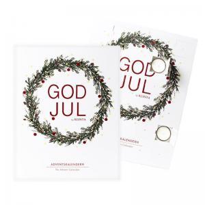 Klinta, Adventskalender - Ett doftljus varje dag fram till julafton...