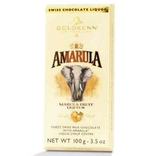 Amarula - Fylld choklad med gräddlikör