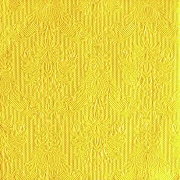 Ambiente Servetter - Elegance Yellow (gul)