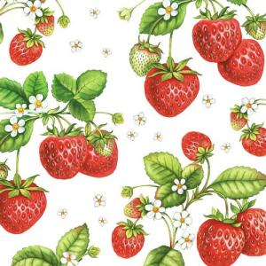 Ambiente Servetter - Strawberry Plant