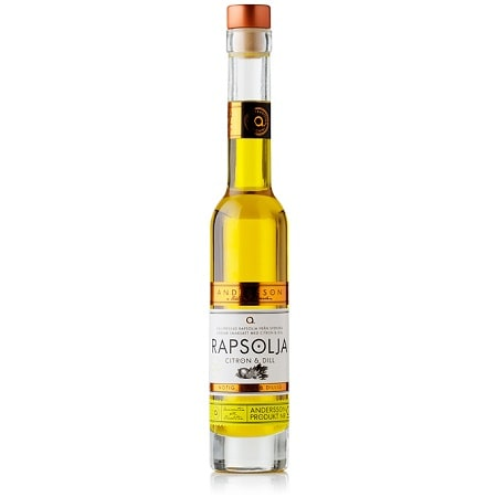 Andersson Rapsolja – Citron & Dill No 04