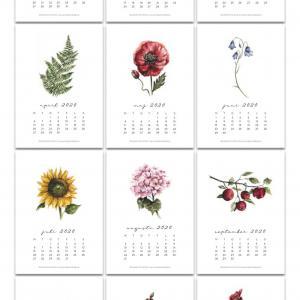 Kalender 2020 - Anna Göran Design