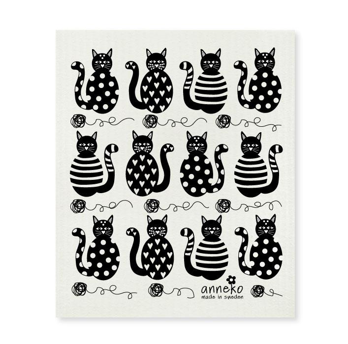 Disktrasa Katt - Anneko Design