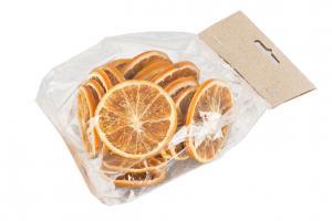 Apelsinskivor Torkade 100g - A lot