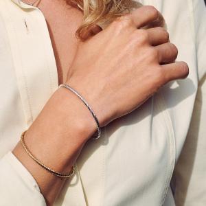Armband Cece, Guldpläterad – Pilgrim