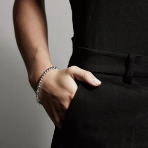 Armband Mabelle Silverpläterad – Pilgrim
