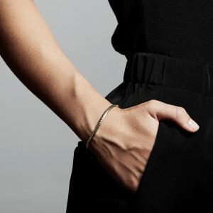 Armband Talia Guldpläterad – Pilgrim