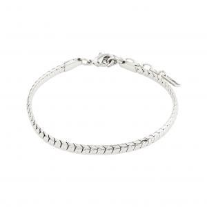 Armband Talia Silverpläterad – Pilgrim