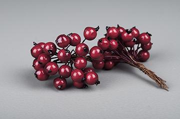 Bär röda, för dekoration (A lot)