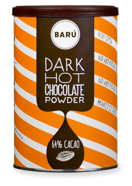 Baru Chokladpulver - Dark Hot