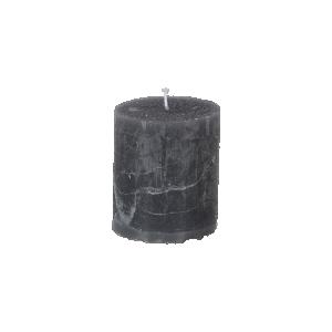 Blockljus Grå Ø7xH7.5 cm, Cote Nord - Affari