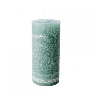Blockljus Havsgrön 7x15cm, Cote Nord - Affari