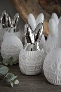 Maja - Bohemian Rabbit (silvriga öron)