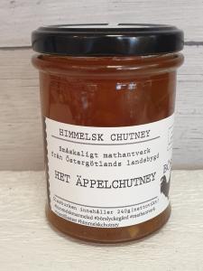 Marmelad, Äpplechutney - Börslycke Gård