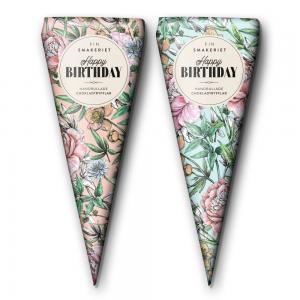 Happy Birthday, Strut Botanisk sommar Chokladpraliner - Finsmakeriet