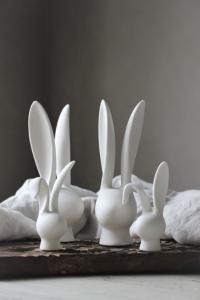 Maja - Bunny Decor hög