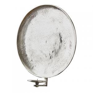 CARTER Väggljushållare (M) Rå antik silver - Affari