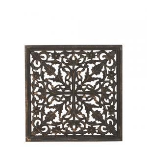 Carve Tempeltavla, svart (45x45 cm 770-482-60)