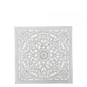 Carve Tempeltavla, Vit (45x45 cm 770-452-10)