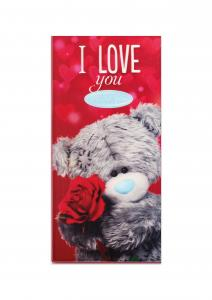"Ljus Choklad ""I Love You"", Me To You - Fantastick"