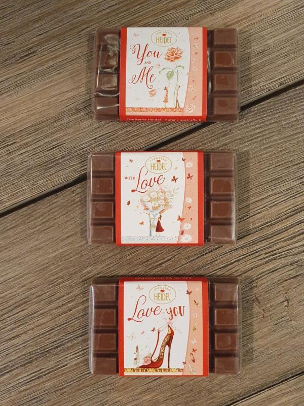 Minichoklad, LOVE