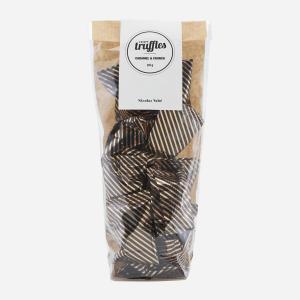 Choklad tryffel med karamell krisp - Nicolas Vahe