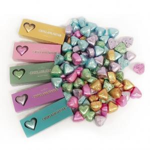 Chokladhjärtan Nougat - Finsmakeriet