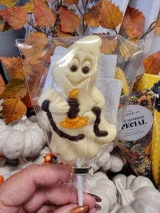 Chokladklubba Spöke - Pralinhuset