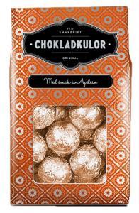 Chokladkulor Apelsin - Finsmakeriet