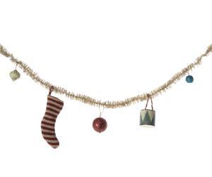 Christmas garland - Maileg     LEV NOV/DEC